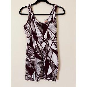 Trendy body con mini dress